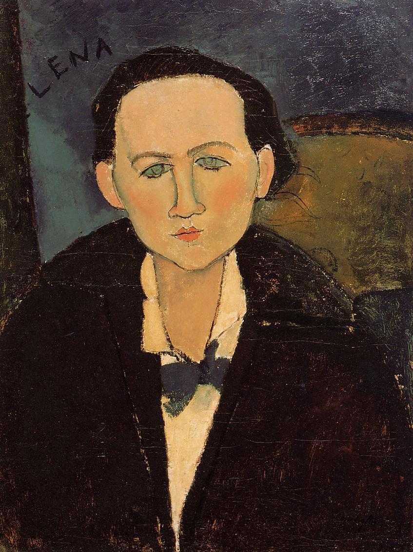 Ritratto di Elena Pavlowski - Wikipedia