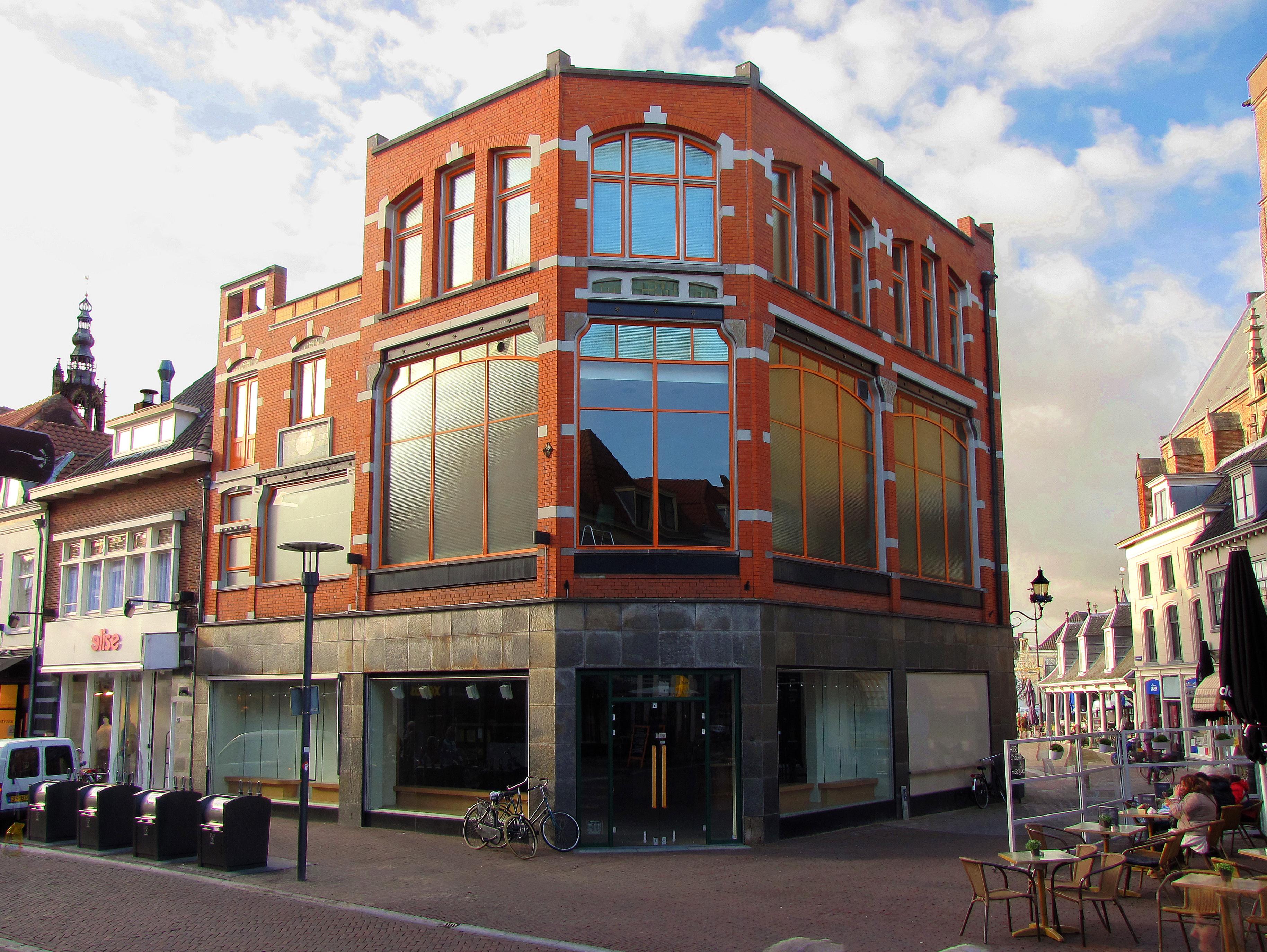 File:Amersfoort, Langestraat 76 oost- en noordgevels GM0307-60.jpg
