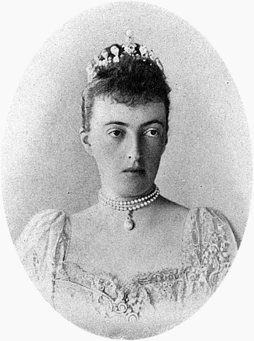 Grand Duchess Anastasia Mikhailovna of Russia - Wikipedia