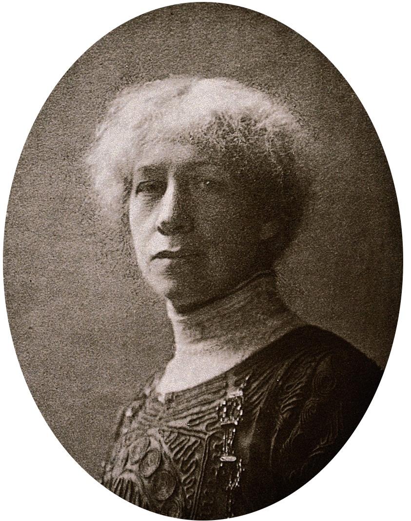 image of Anna Elizabeth Klumpke