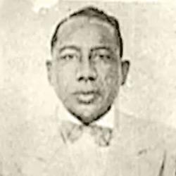 Otis Clark US butler
