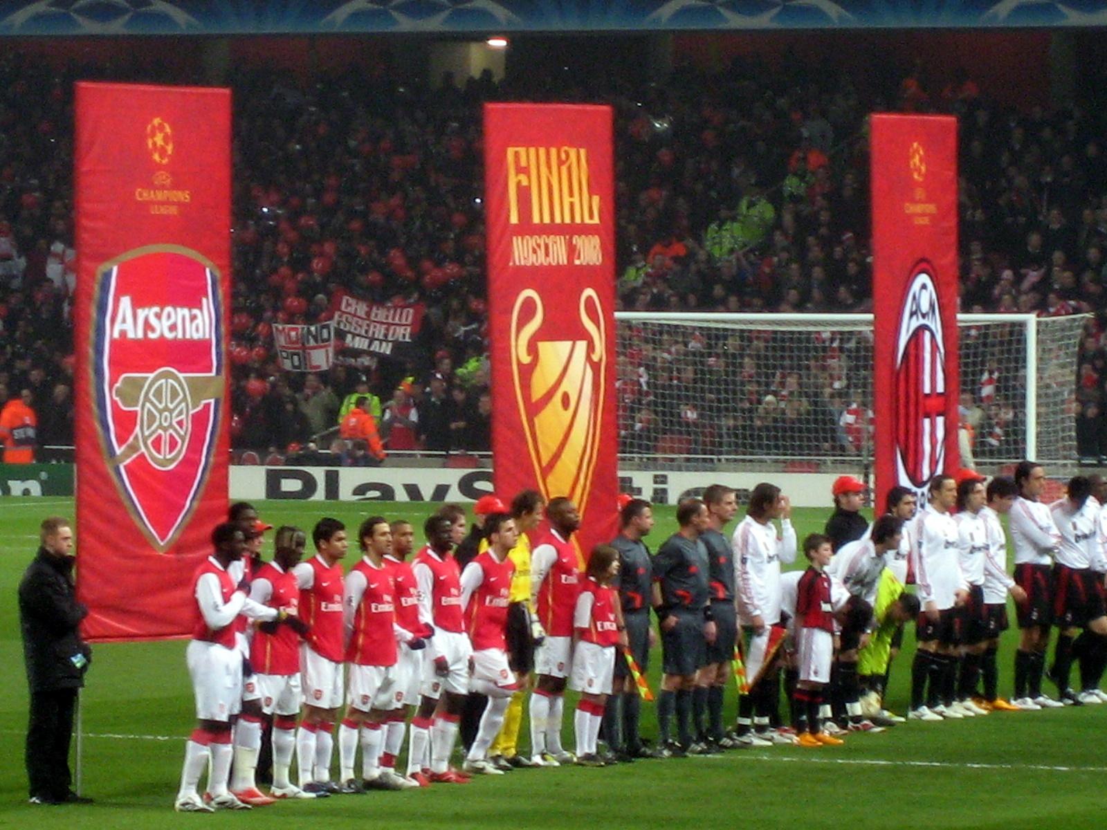 Football Wallpapers: Arsenal
