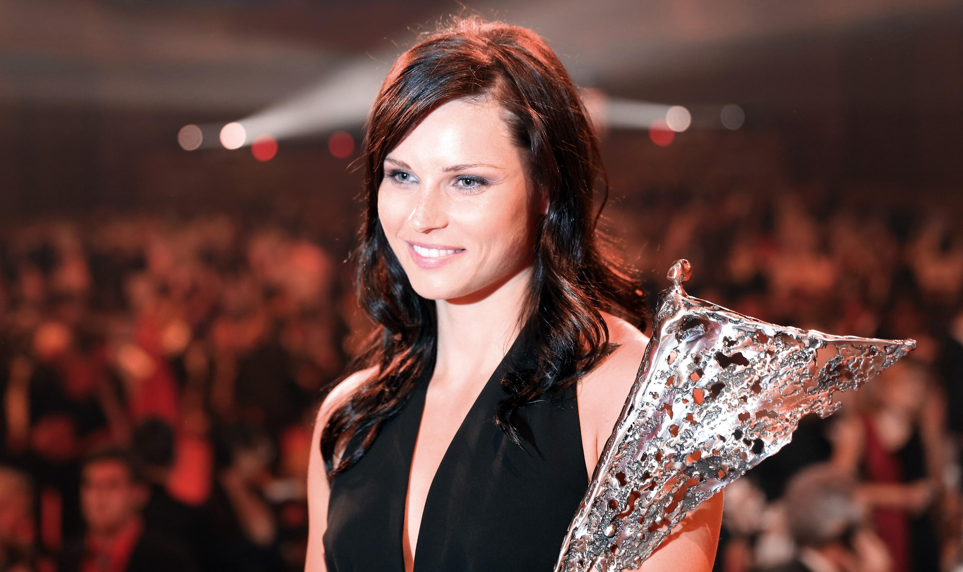 Anna Fenninger holt WM Gold