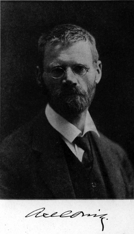 Axel Olrik, from the posthumous publication of his ''Nogle grundsætninger for sagnforskning''