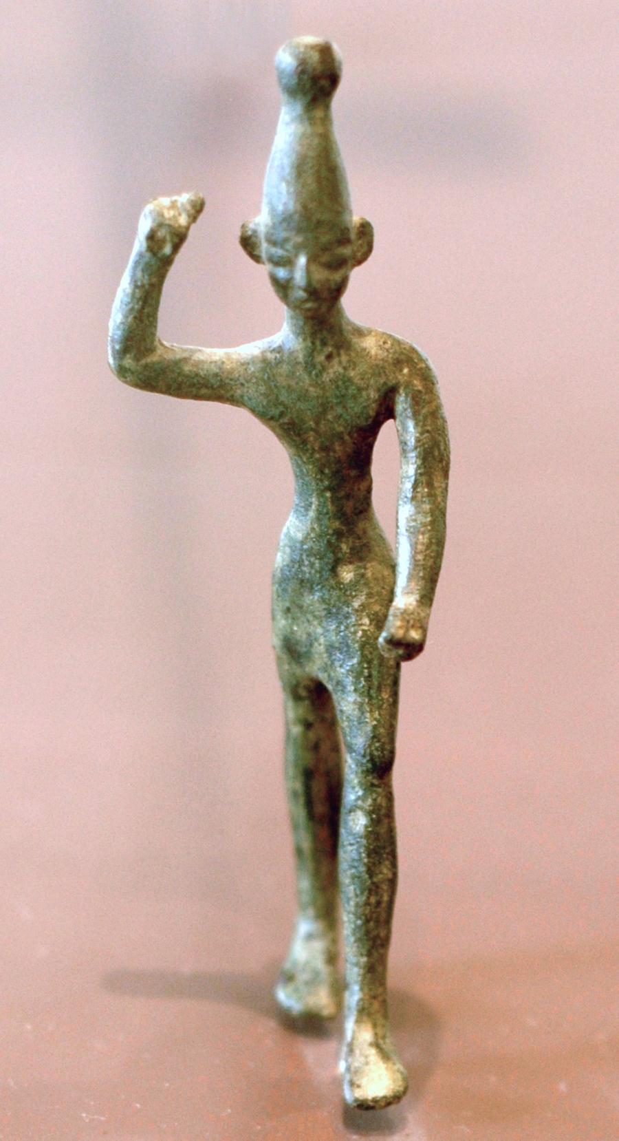 [Image: Baal_Ugarit_Louvre_AO17330.jpg]