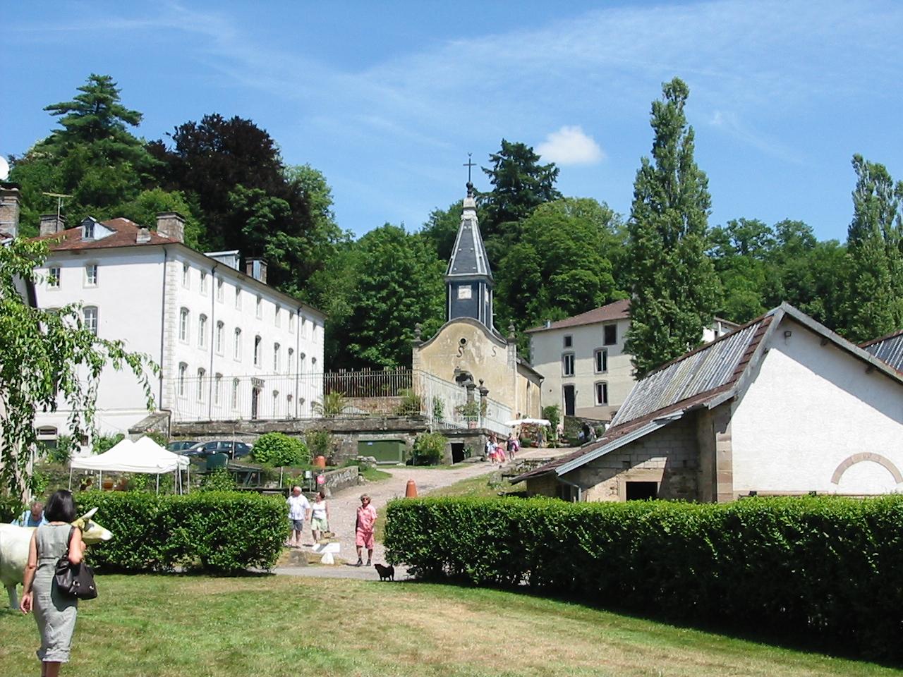 Bains-les-Bains #
