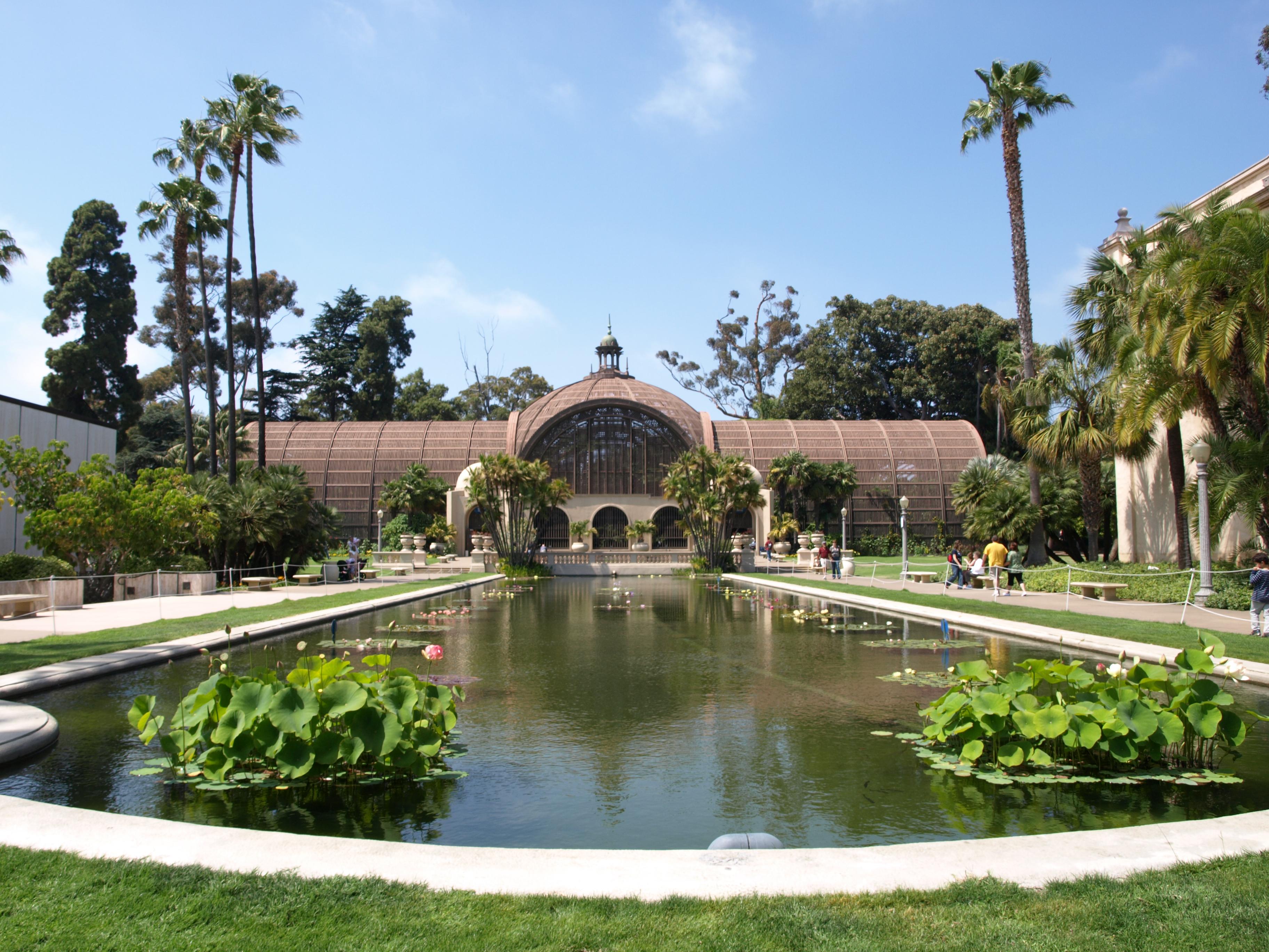 Exceptionnel File:Balboa Parku0027s Botanical Garden.