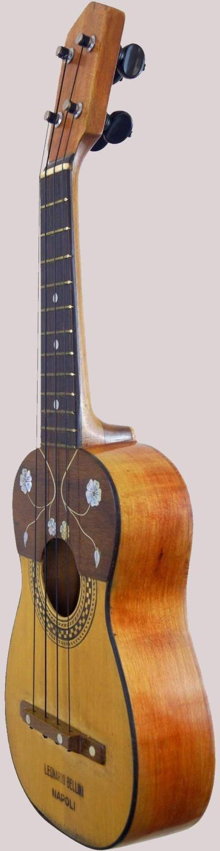 L bellini decorated Soprano Ukulele