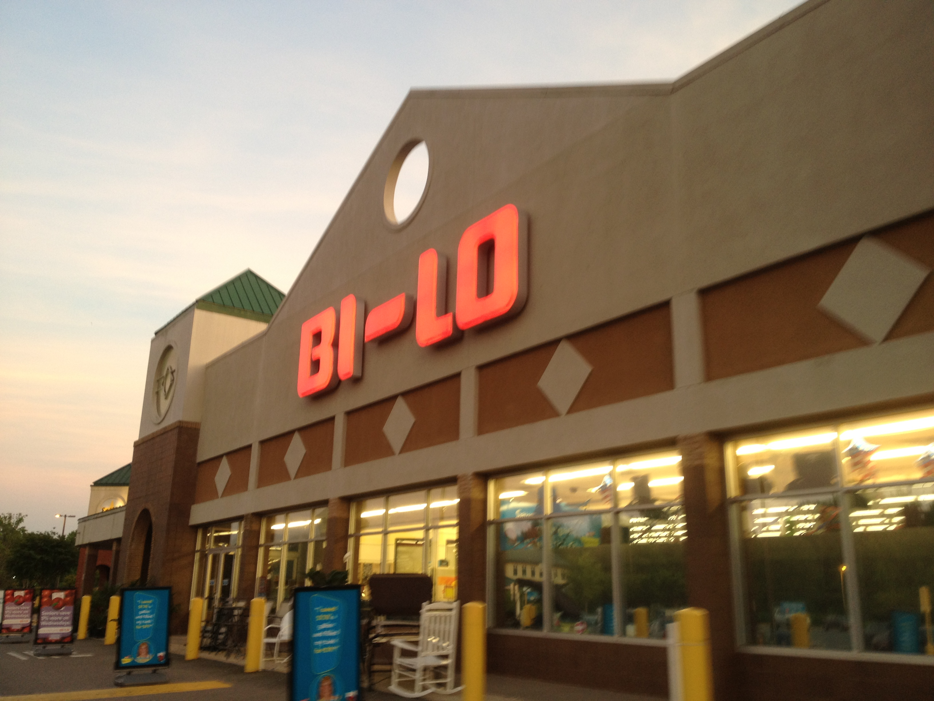 Bi Lo  Th Ave North Myrtle Beach