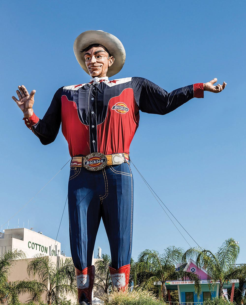Old Big Tex (Prior to 2013)
