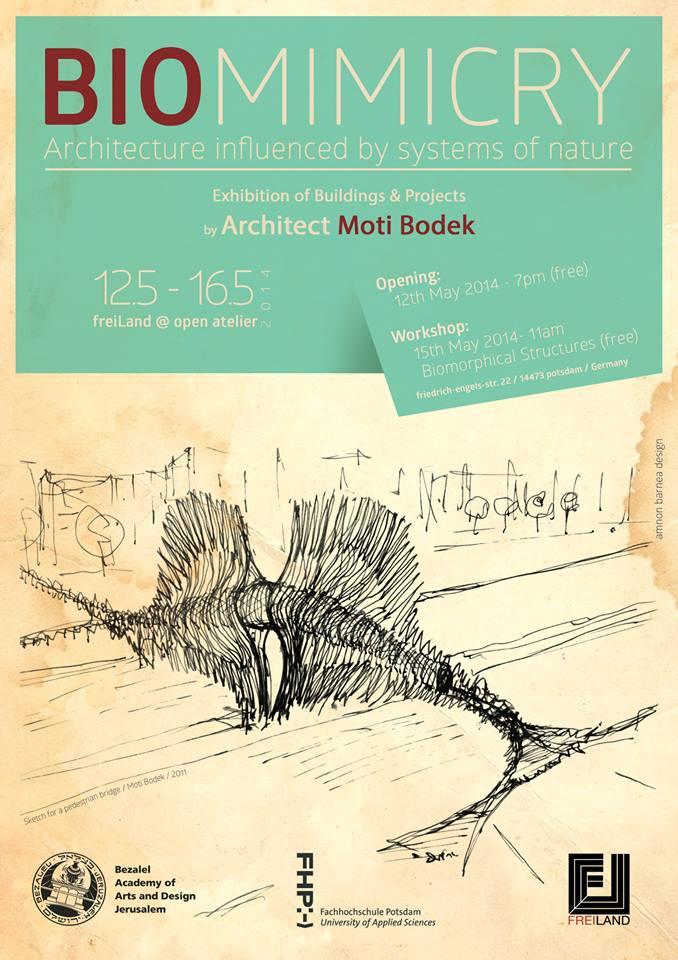 Biomimicry by Moti Bodek