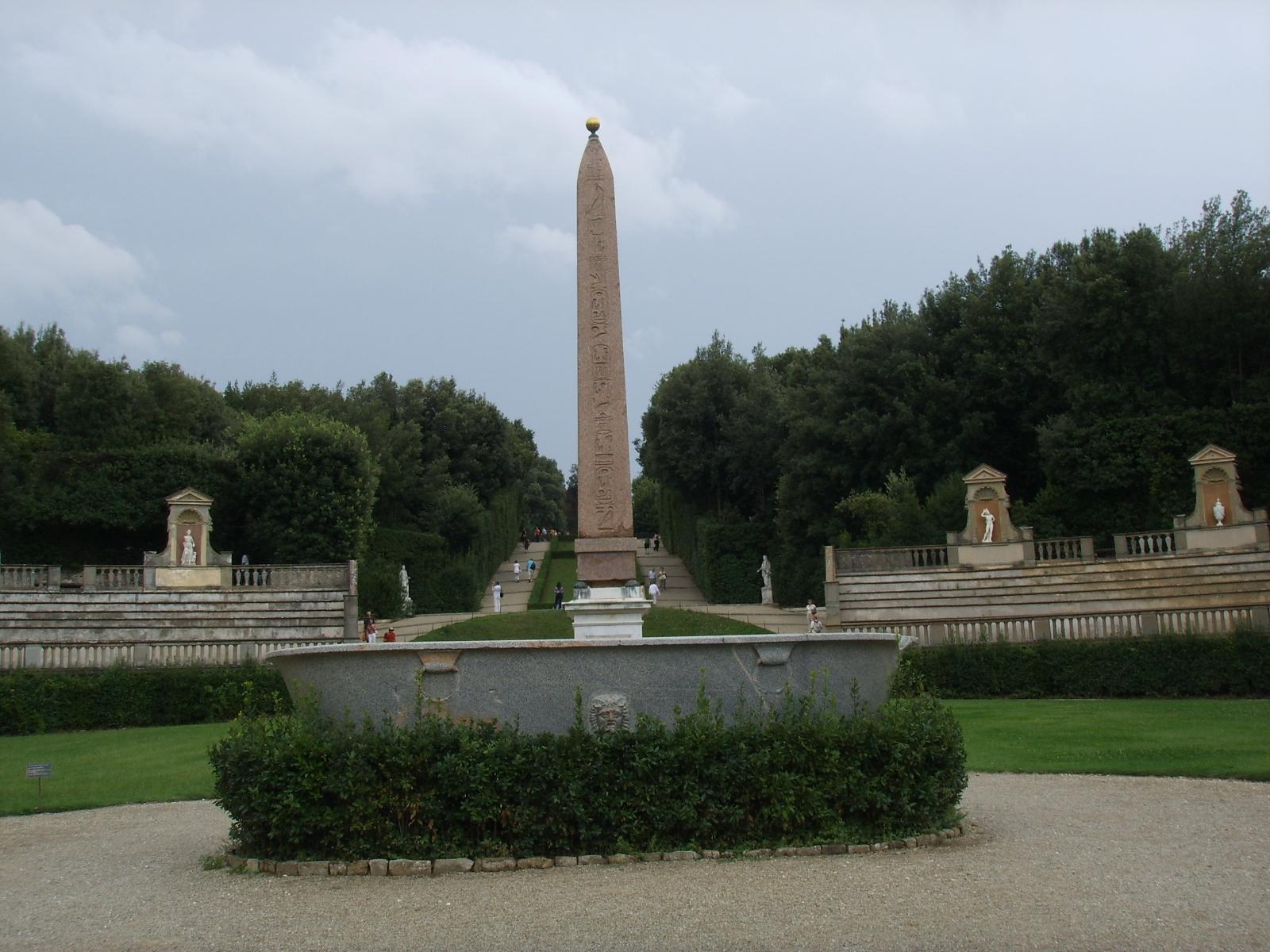 File Boboli obelisco 02 JPG Wikimedia mons