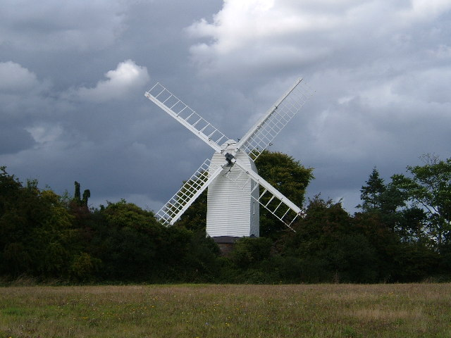 Bocking Windmill, Church Street, Bocking, Braintree - geograph.org.uk - 57800