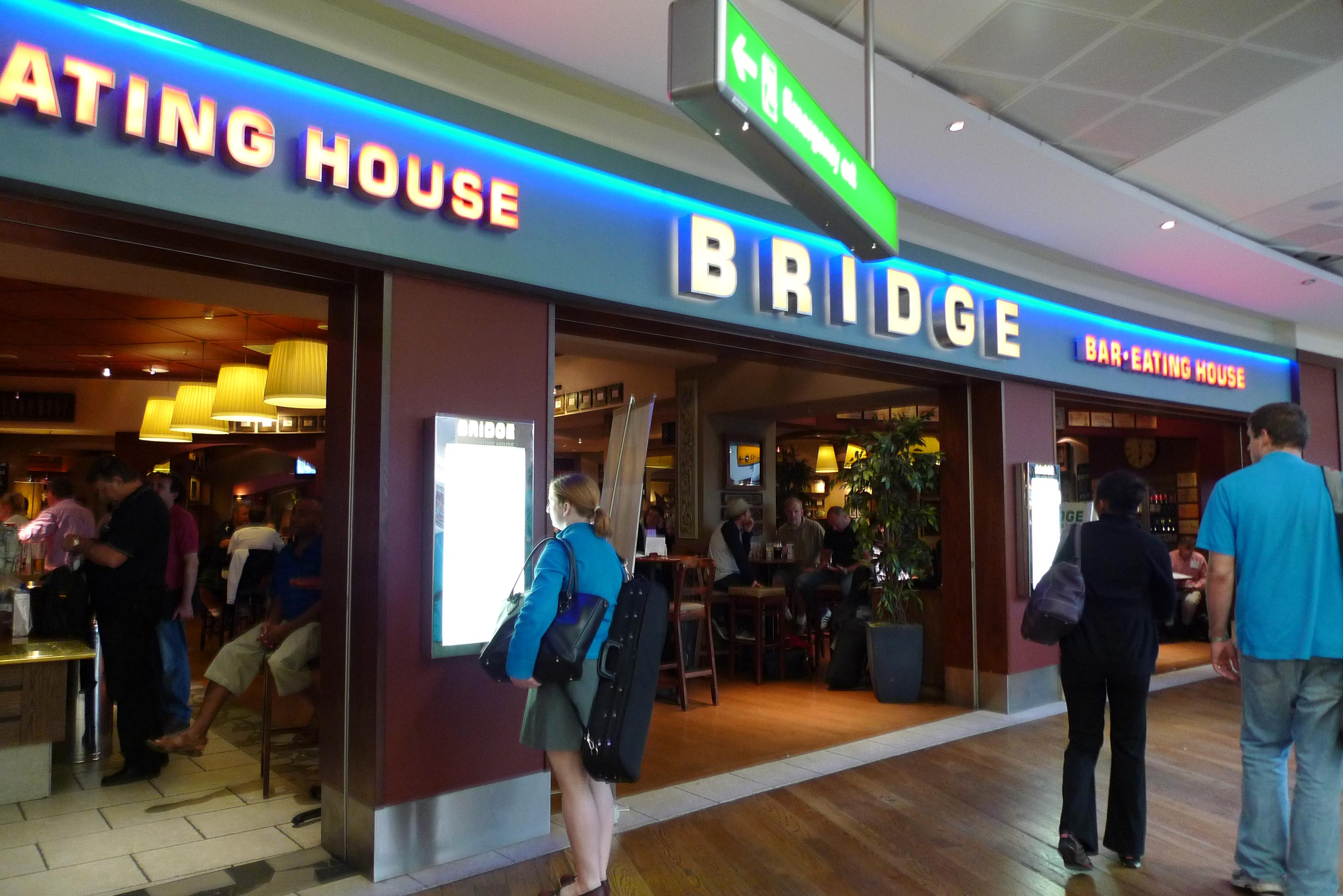 Bridge House Bar Dining Room Bermondsey Se