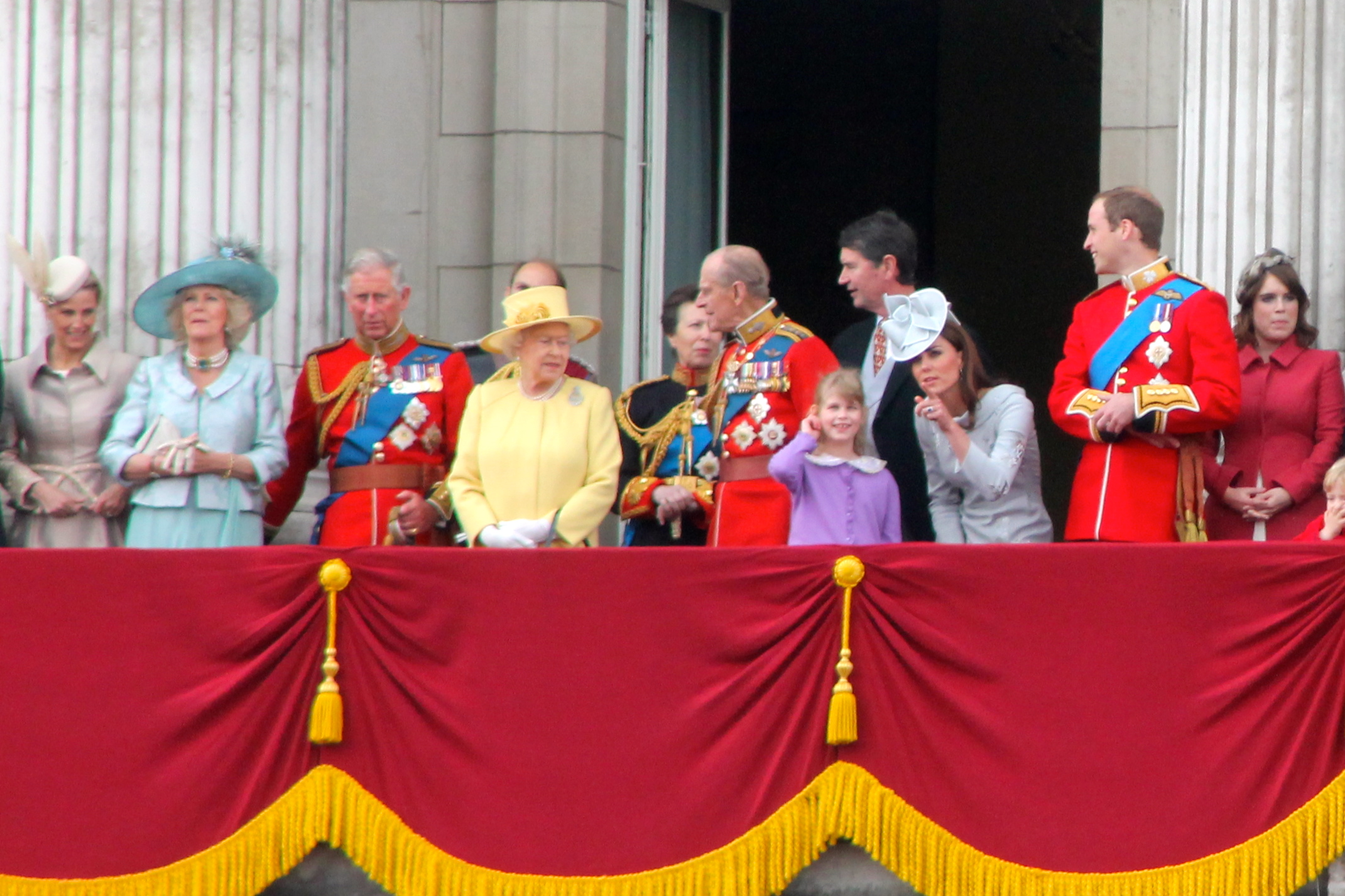 File british royal family june 2012 jpg for English balcony