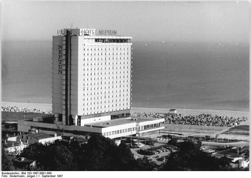 Ddr Hotel Berlin Hohenschonhausen