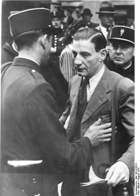 Arrestations, juillet 1942