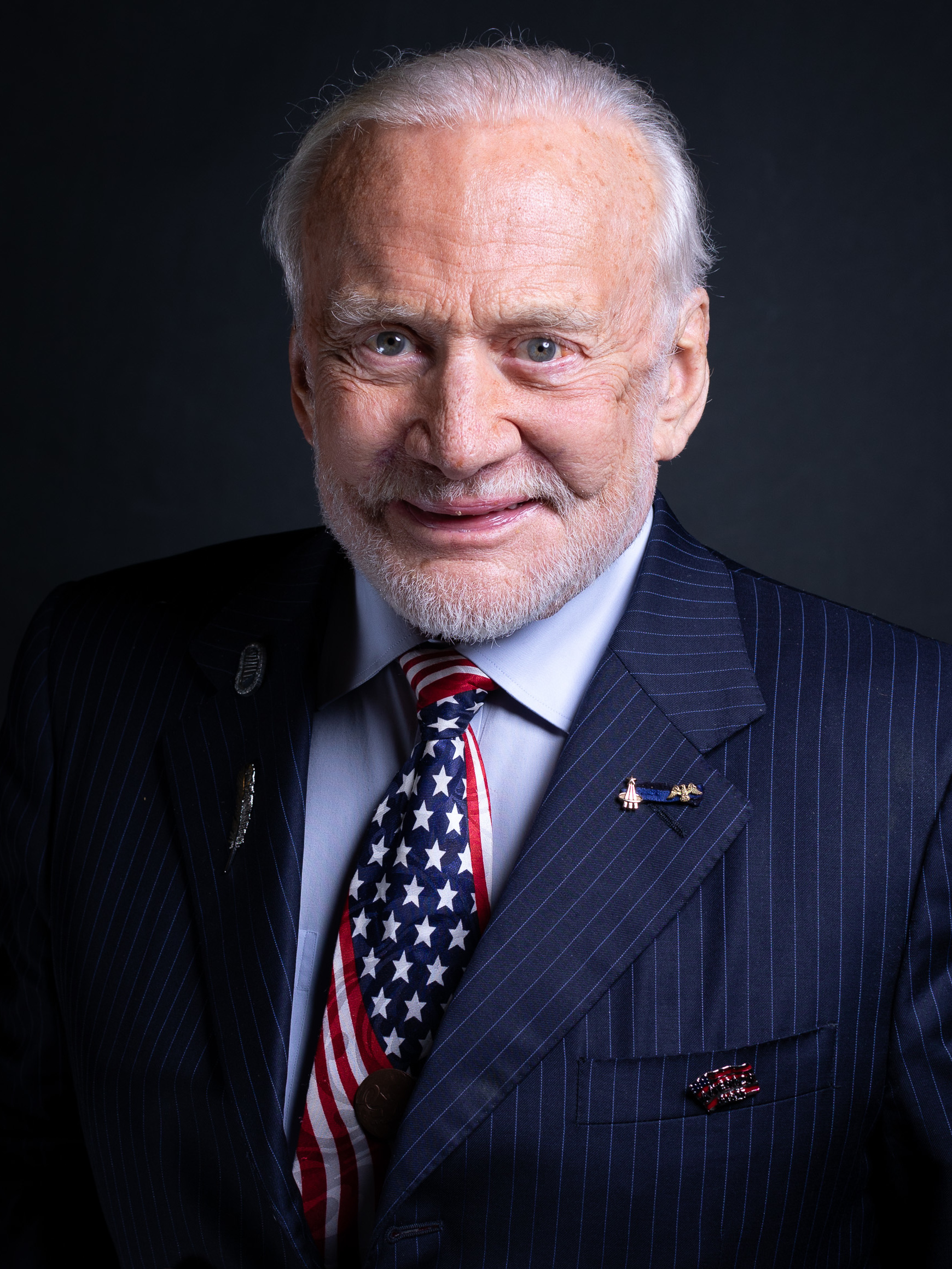 Buzz Aldrin Turns 90