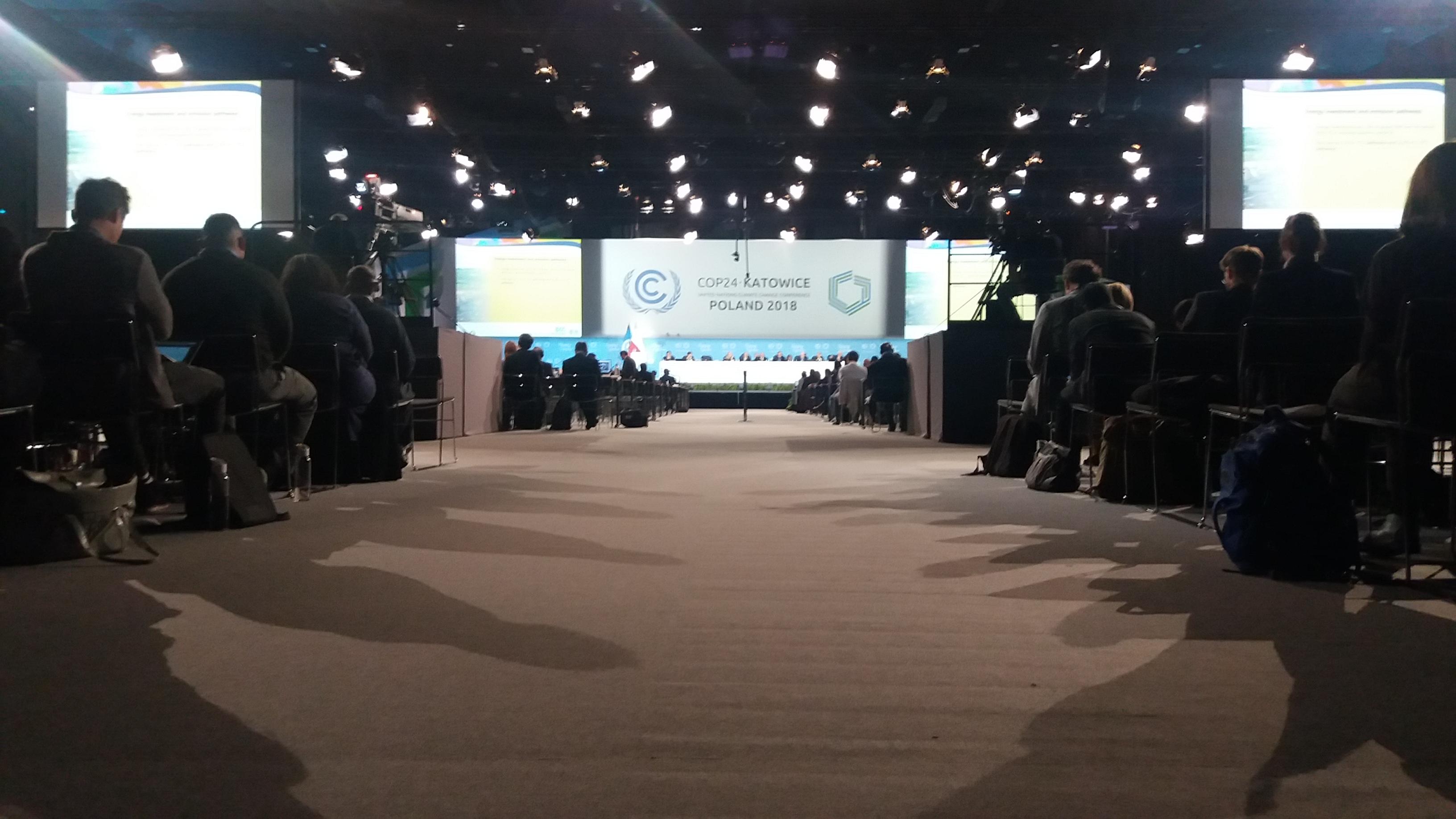 UN-Klimakonferenz in Katowice 2018 – Wikipedia