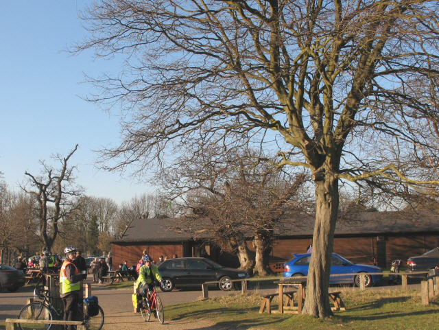 Cafe in Richmond Park - geograph.org.uk - 692263