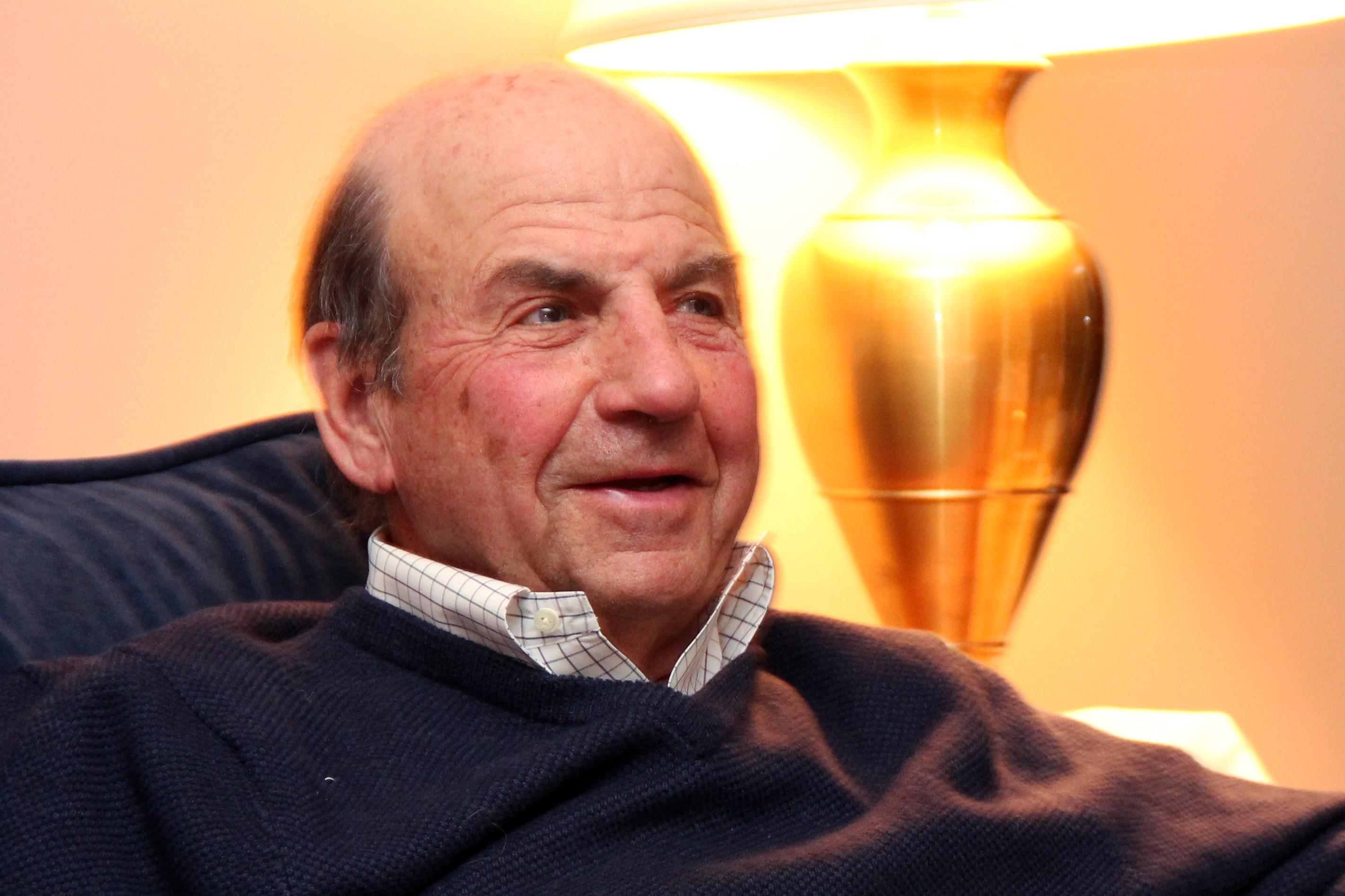 Portrait of Calvin Trillin