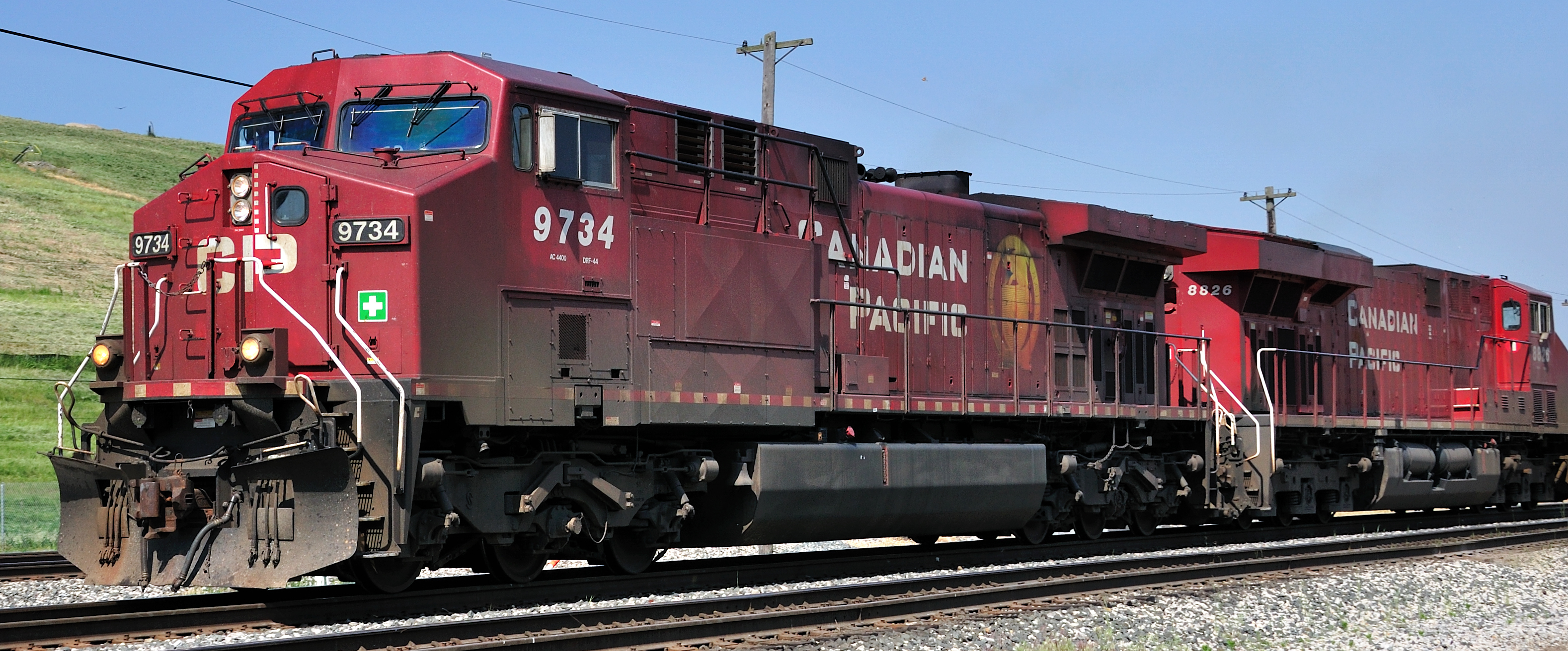 The new rapid city, pierre and eastern railroad (rcpe) is prepared to take over the former dm