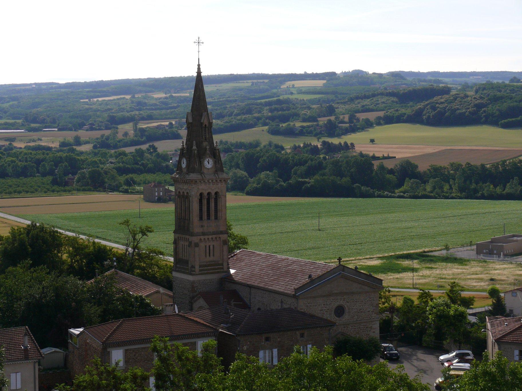 Eglise Saint Jean Ville Strasbourg