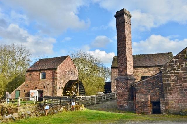 Cheddleton Flint Mill (geograph 2836060)