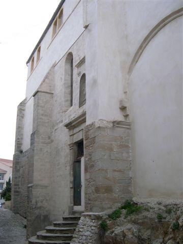 Clermont-l'Hérault (Hérault) - Chapelle des Dominicains.