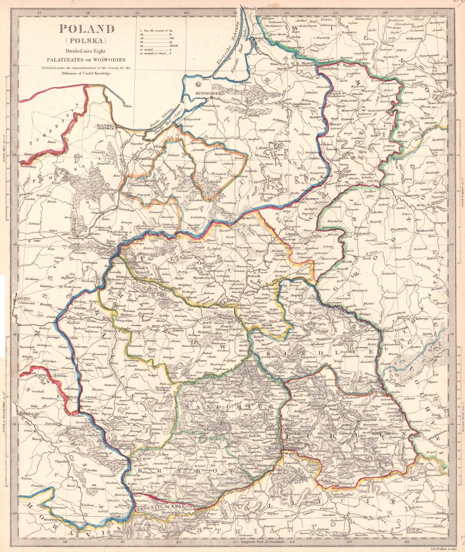 Podział Administracyjny Królestwa Polskiego Wikipedia Wolna
