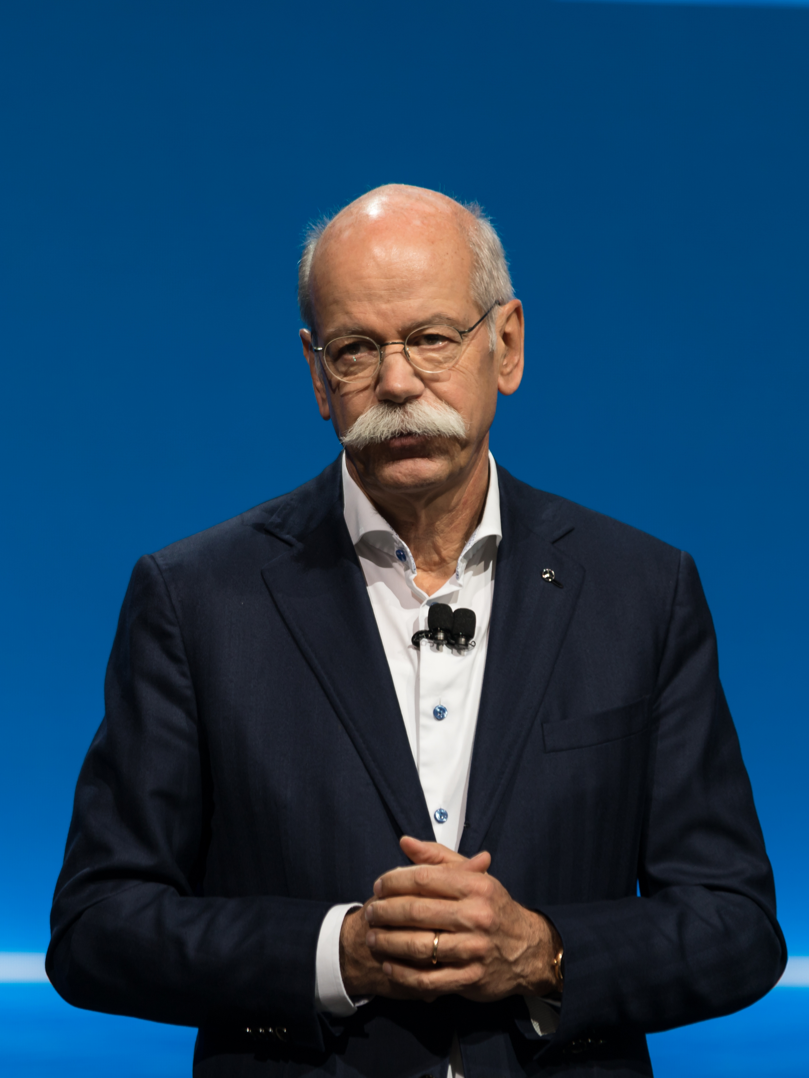 The 65-year old son of father Herbert Zetsche and mother(?) Dieter Zetsche in 2018 photo. Dieter Zetsche earned a  million dollar salary - leaving the net worth at 4000 million in 2018