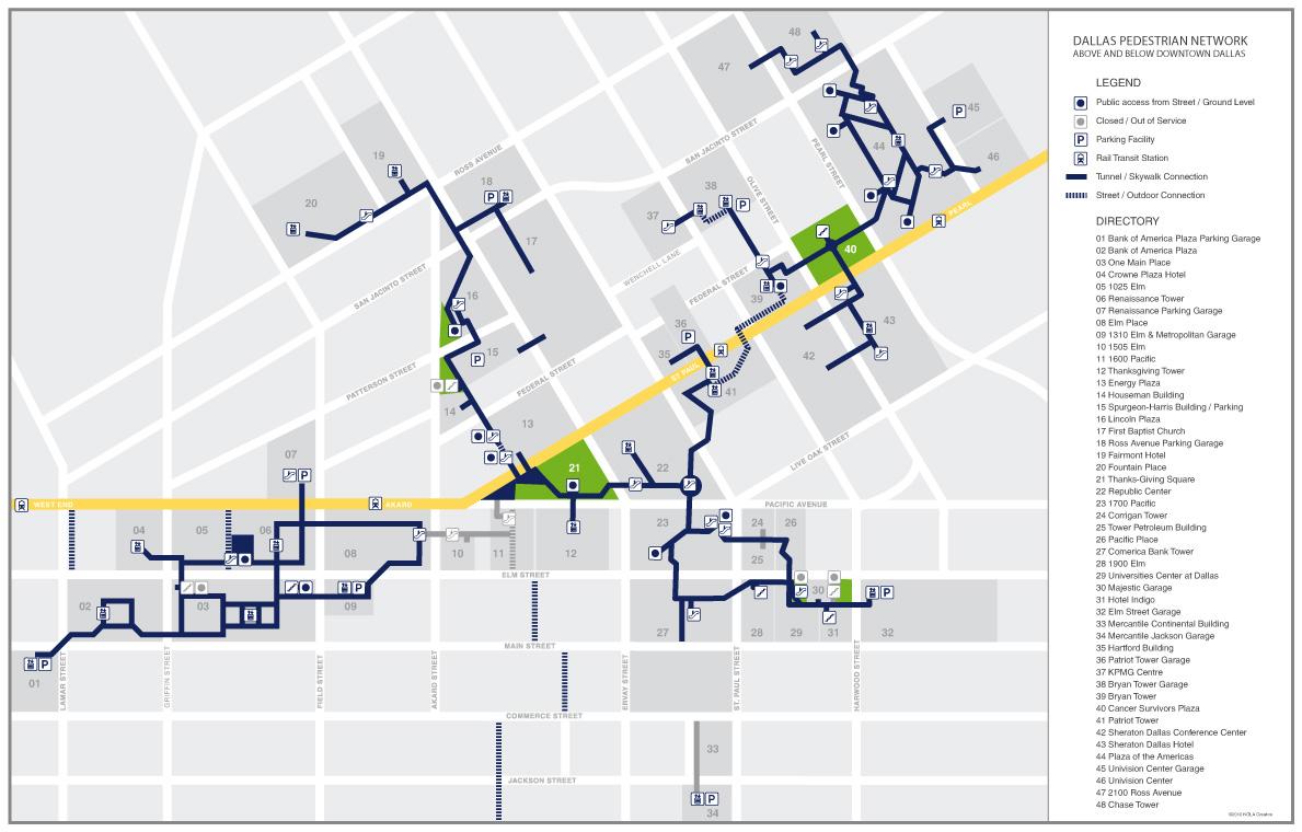 Dallas Pedestrian Network - Wikipedia on