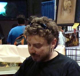 Damian Kindler Australian television producer
