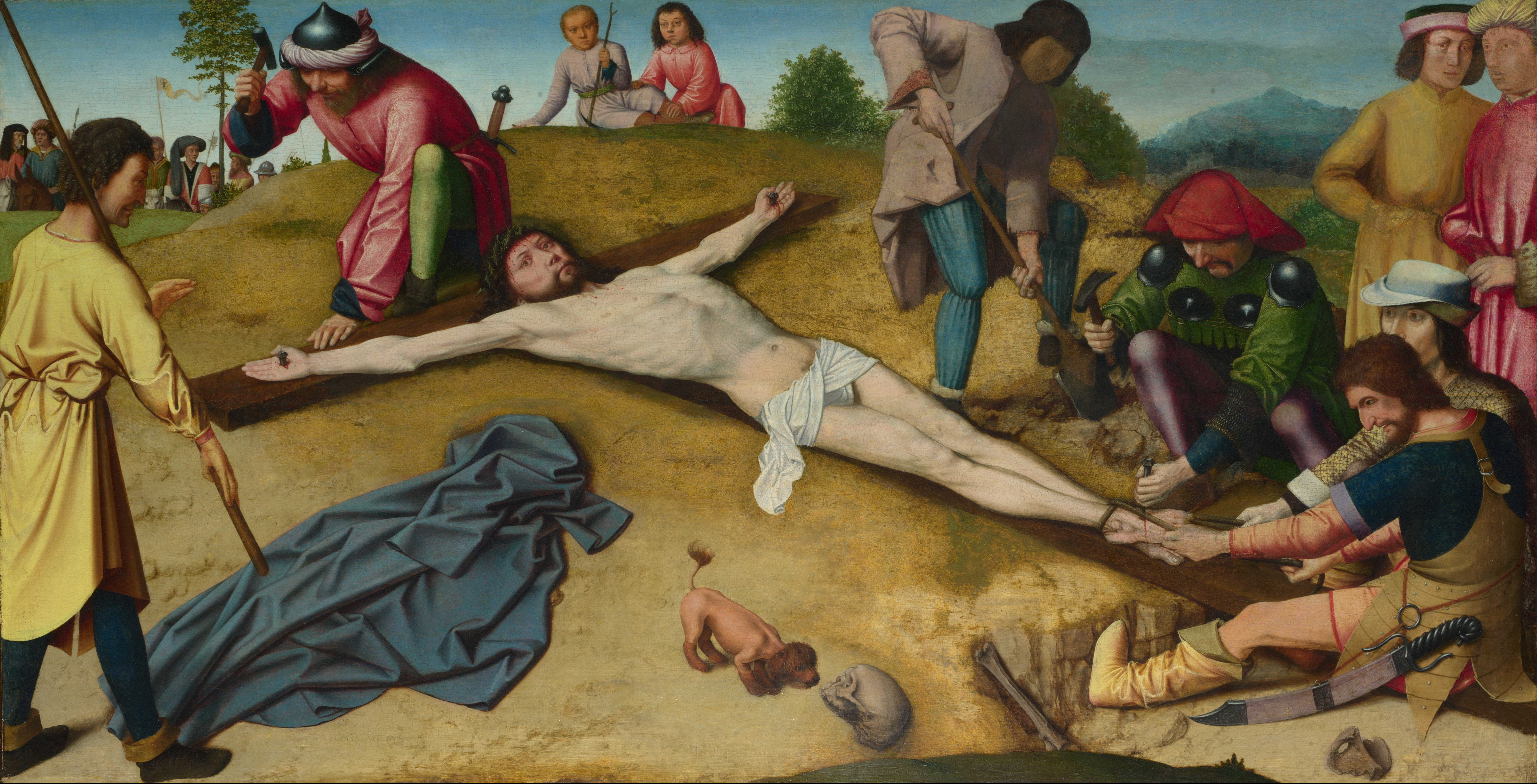 File:David Christ Nailed to the Cross.jpg - Wikimedia Commons