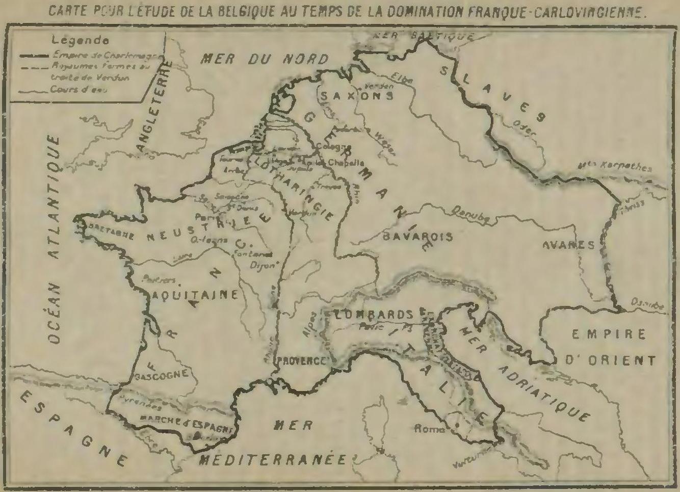 Carte Belgique Histoire.File Deprez Petit Cours D Histoire De Belgique 1916 P33