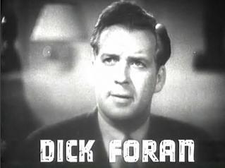 Dick Foran Actor
