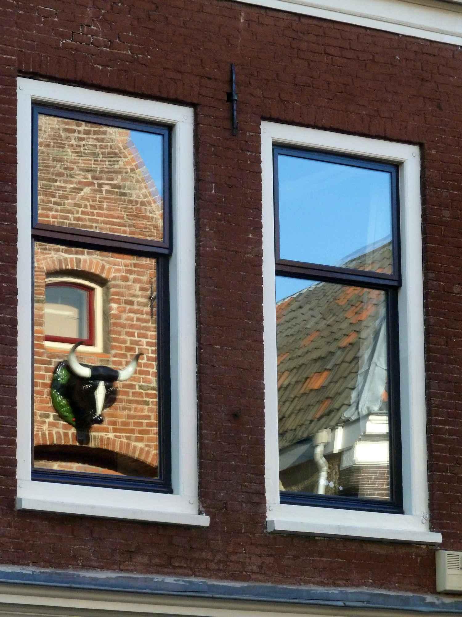 File double glazing reflection utrecht 120930 jpg for Double glazing