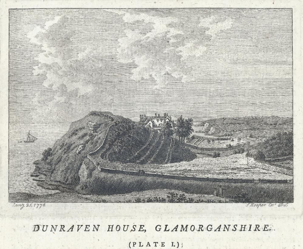 Dunraven house, Glamorganshire