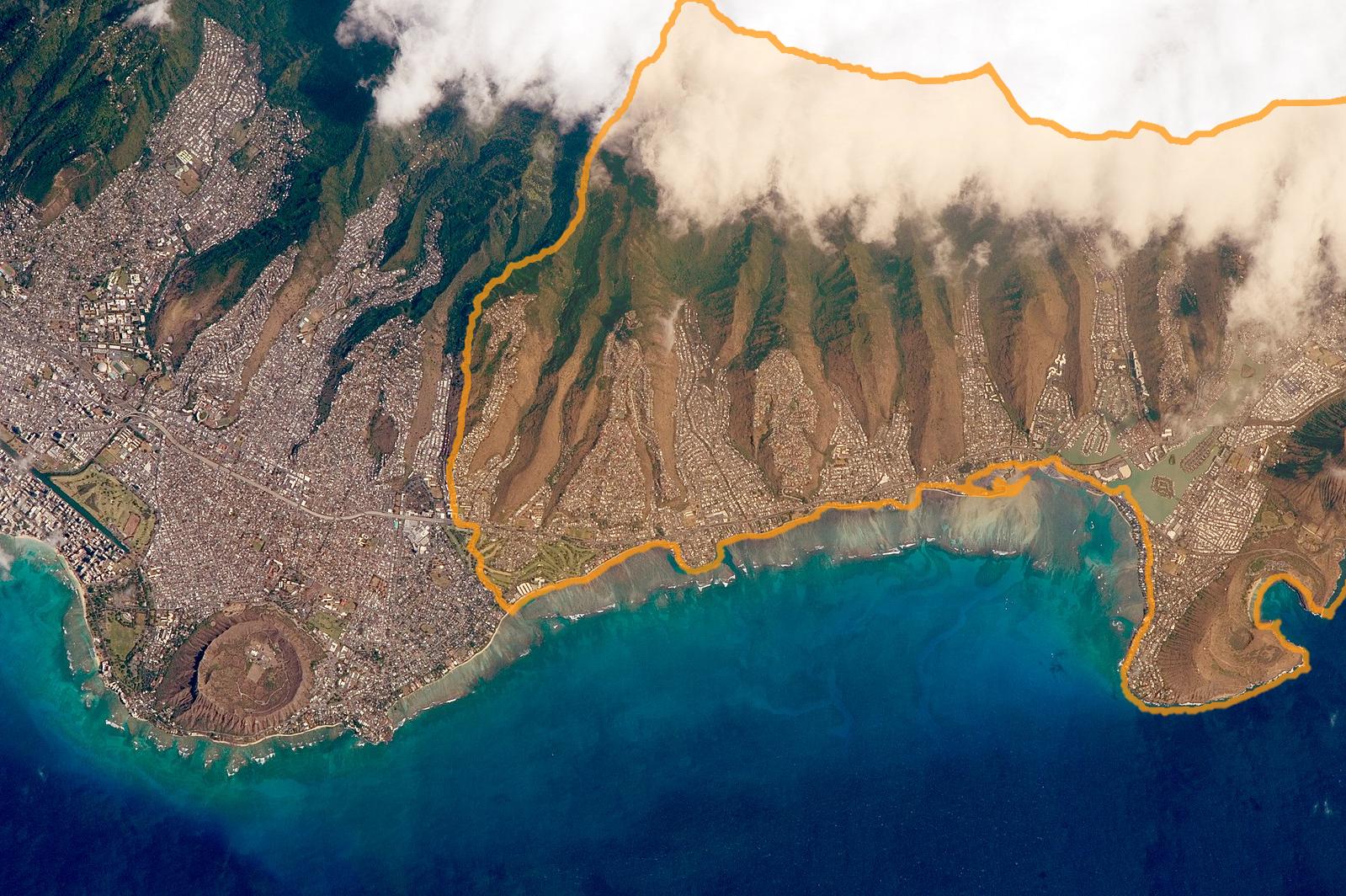 East Honolulu, Hawaii - Wikipedia