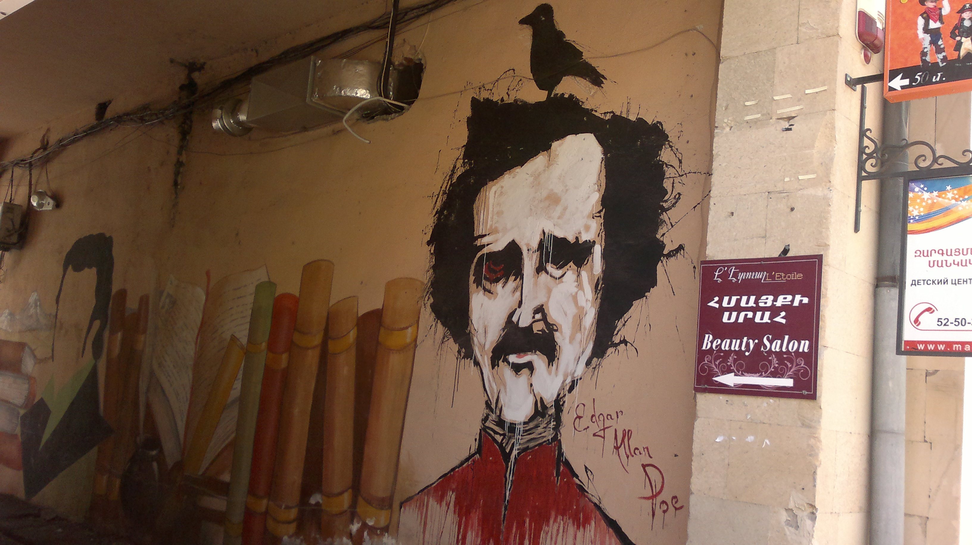 Edgar Allan Poe The Black Cat Meaning