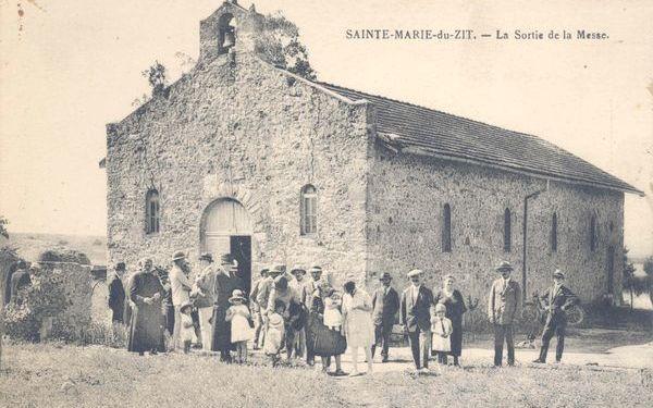 Eglise de Sainte Marie du Zit