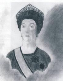 Nazikeda Kadın (wife of Mehmed VI) wife of sultan Mehmet VI