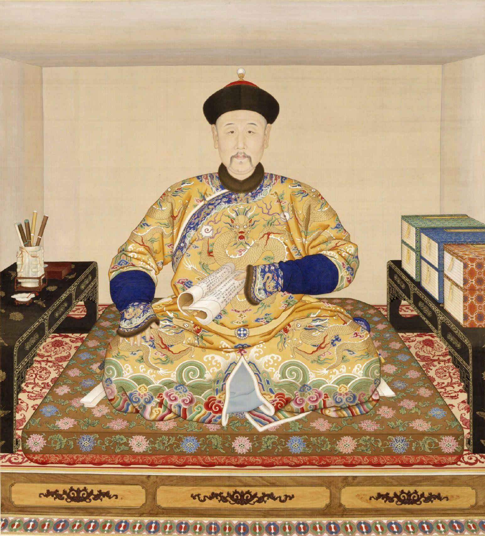 Император китая картинка