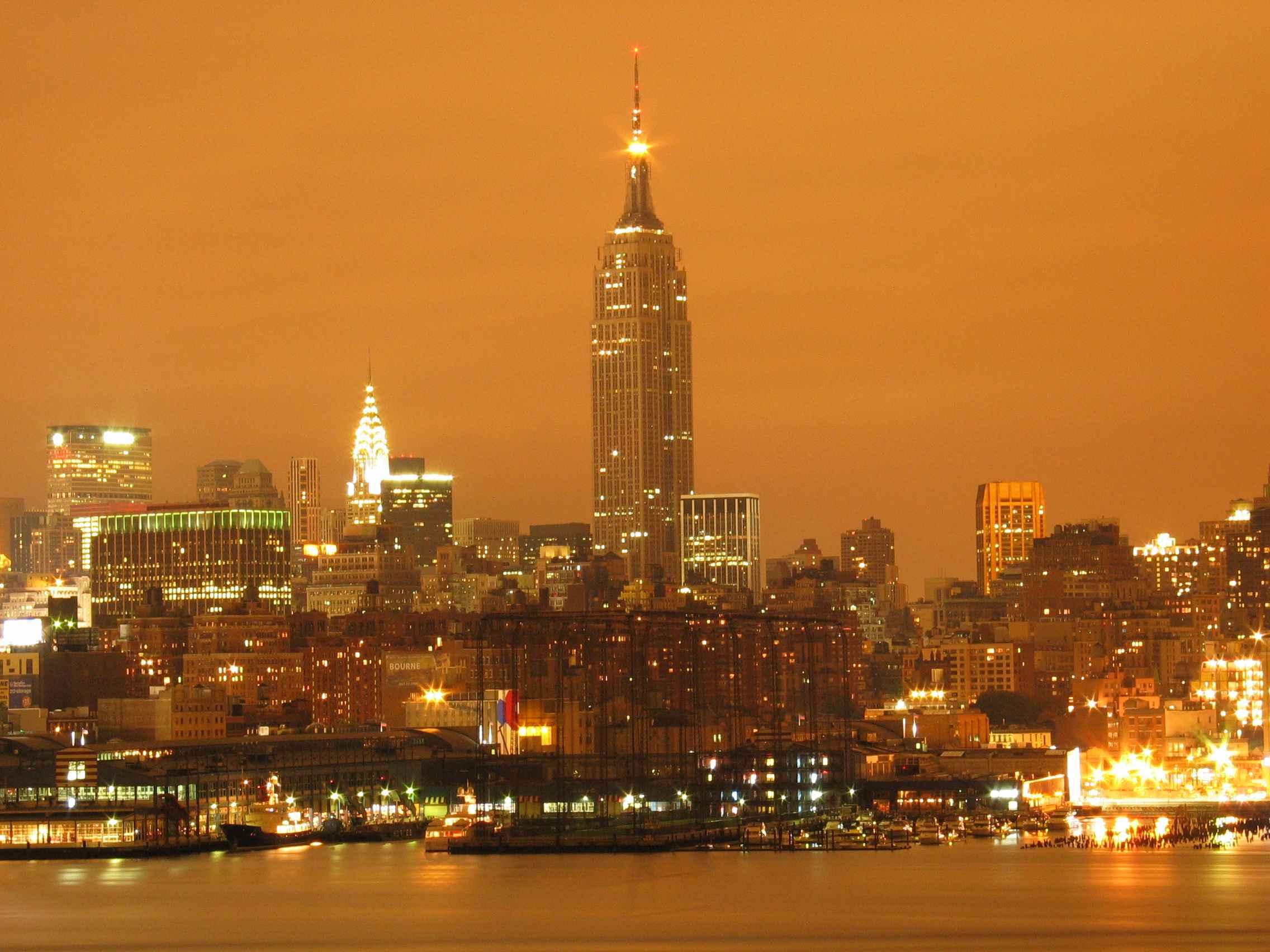 Contaminación lumínica NY
