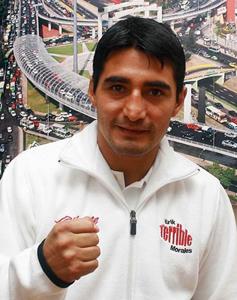 Érik Morales Mexican boxer