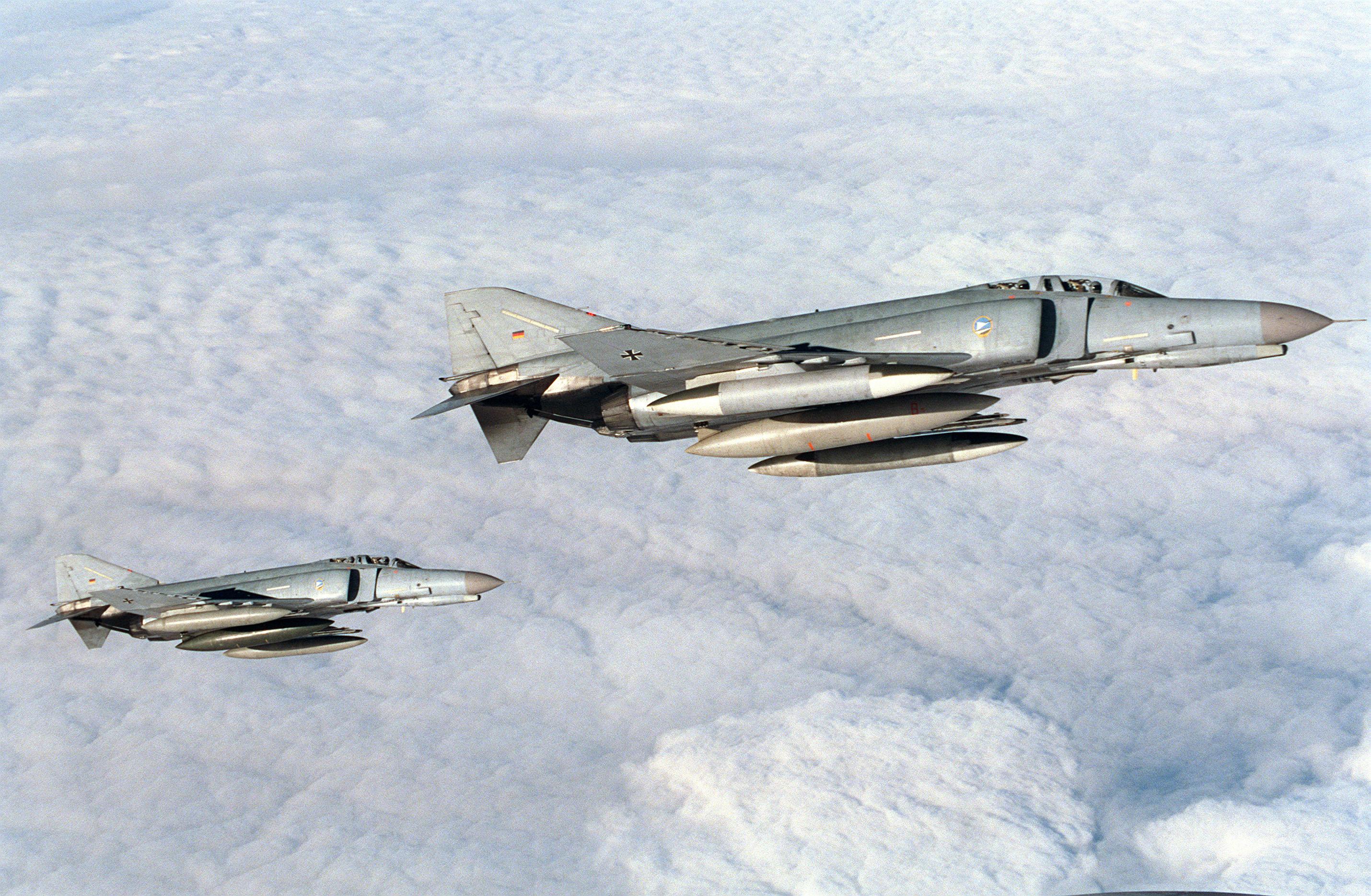 F-4Fs JG74 1998