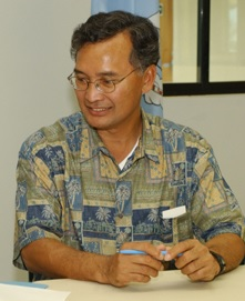 Juan Babauta Northern Mariana Islander politician
