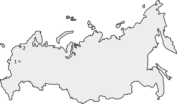 Outline Of Russia Wikipedia - Map of russia