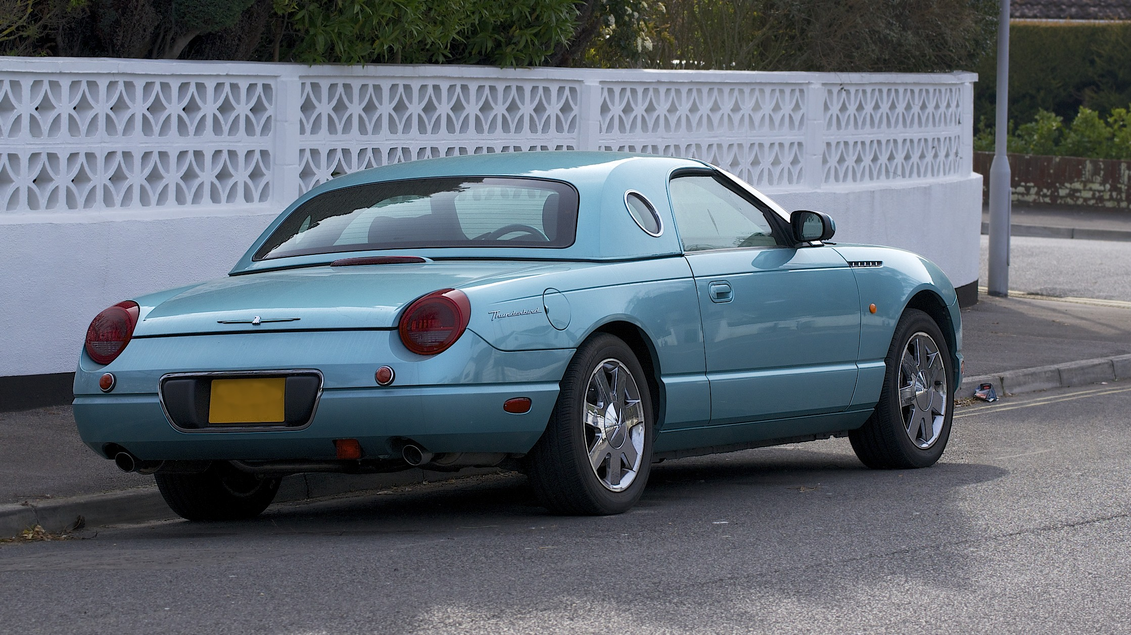 file ford thunderbird 8626621823 jpg wikimedia commons. Cars Review. Best American Auto & Cars Review
