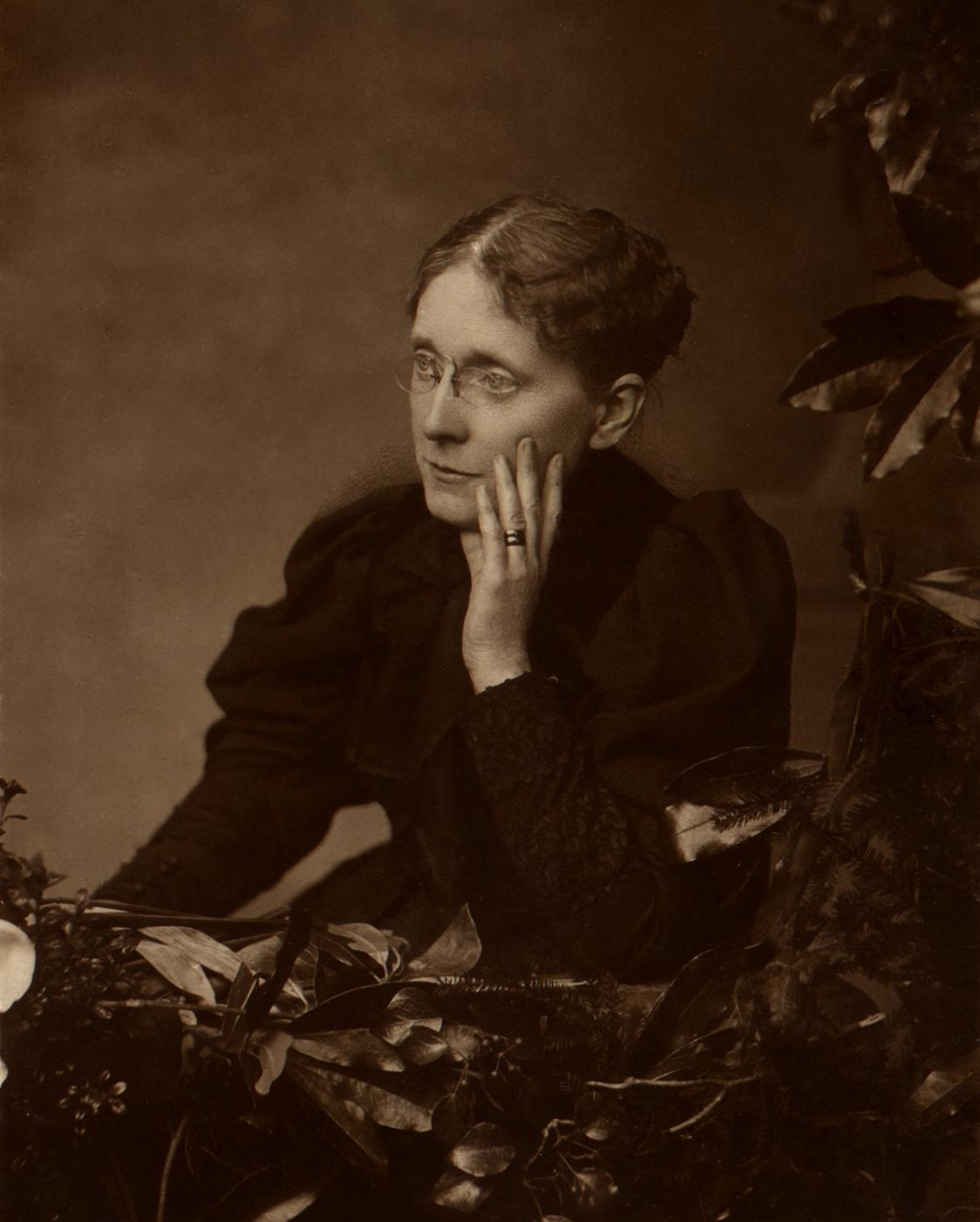 Frances Willard (September 28, 1839 – February 17, 1898)